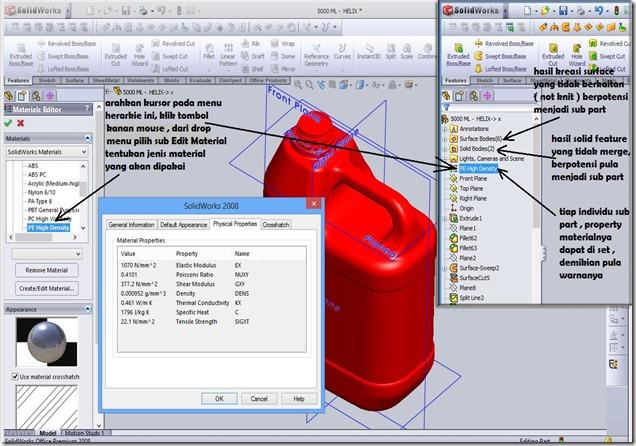 0 - 3D BOTTLE materials